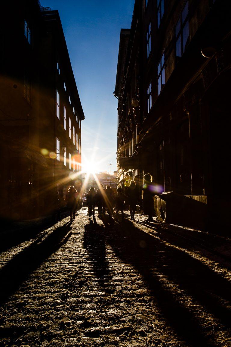Stockholm Sun
