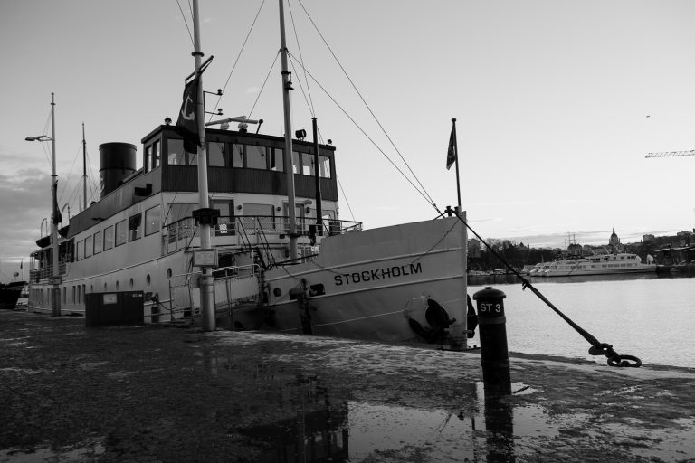 Stockholm Schiff