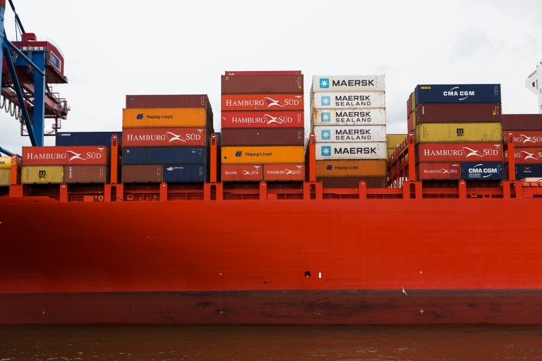 Hamburg Container