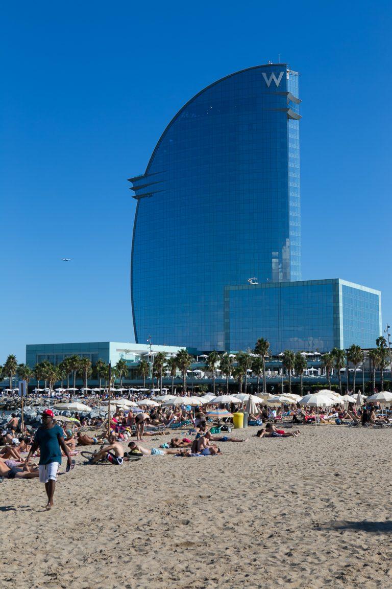 Barcelona W-Hotel