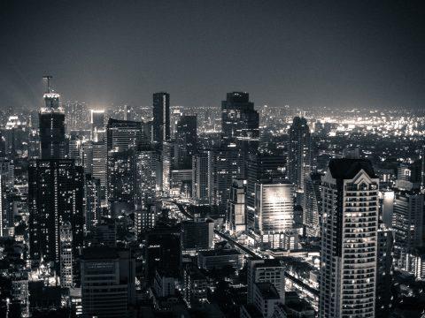 Bangkok at night 2